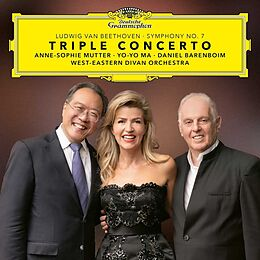 MUTTER, MA, BARENBOIM CD Triple Concerto & Symphony No. 7