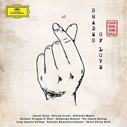 Mayer,Albrecht, hope,Daniel Etc. CD Shades Of Love: Korean Drama Soundtracks