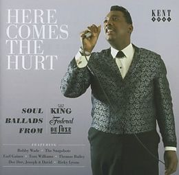 Here Comes The Hurt-Soul Ballads From King