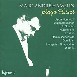 Hamelin spielt Liszt (Aufnahme Wigmore Hall London 14.01.1996)