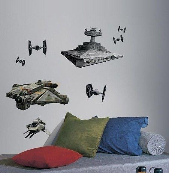 Star Wars Rebels Und Fahrezge Riesen Wandtattoo Stickers Online