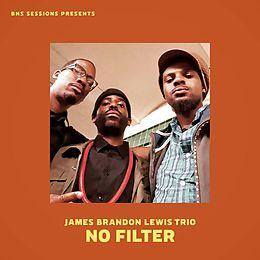 James Brandon Lewis Trio CD No Filter