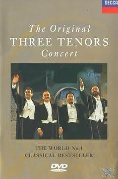 DREI TENÖRE IN CONCERT 1990 DVD