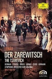 Der Zarewitsch (GA) [Version allemande]