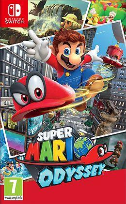 Super Mario Odyssey [NSW] (D) als Nintendo Switch-Spiel
