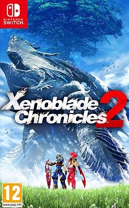 Xenoblade Chronicles 2 [NSW] (D) als Nintendo Switch-Spiel