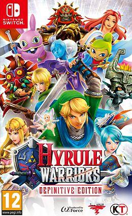 Hyrule Warriors: Definitive Edition [NSW] (D) als Nintendo Switch-Spiel