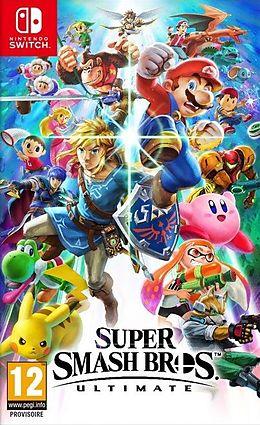 Super Smash Bros Ultimate Nsw F Nintendo Switch Acheter En