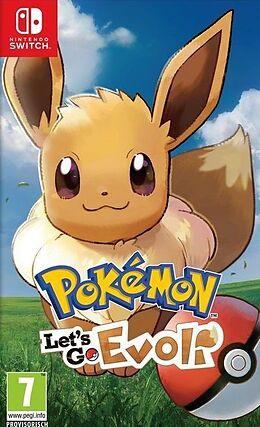 Pokémon Let's Go, Evoli! [NSW] (D) als Nintendo Switch-Spiel