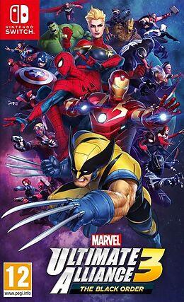 Marvel Ultimate Alliance 3: The Black Order [NSW] (D) als Nintendo Switch-Spiel