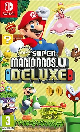 New Super Mario Bros. U Deluxe [NSW] (F) comme un jeu Nintendo Switch