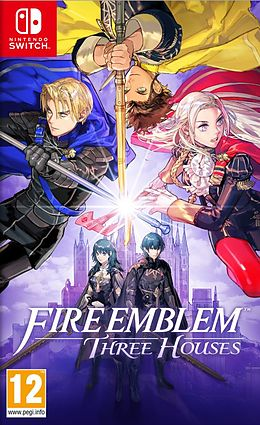 Fire Emblem: Three Houses [NSW] (D) als Nintendo Switch-Spiel