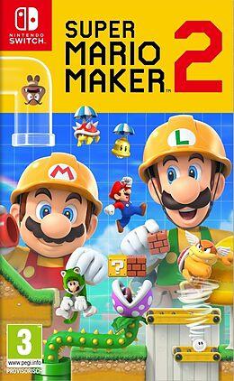 Super Mario Maker 2 [NSW] (D) als Nintendo Switch-Spiel