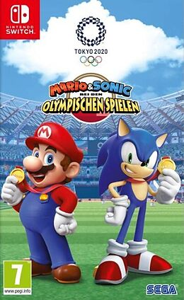 Mario & Sonic bei den Olympischen Spielen: Tokyo 2020 [NSW] (D) als Nintendo Switch-Spiel