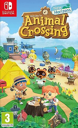 Animal Crossing: New Horizons [NSW] (D) als Nintendo Switch-Spiel
