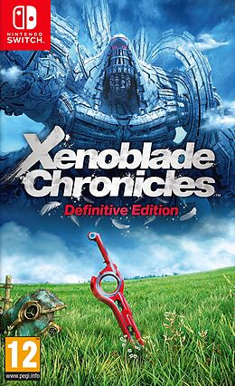 Xenoblade Chronicles: Definitive Edition [NSW] (D/F/I) als Nintendo Switch-Spiel