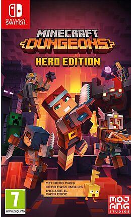 Minecraft Dungeons [NSW] (D/F/I) als Nintendo Switch-Spiel