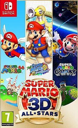 Super Mario 3D All-Stars [NSW] (D/F/I) als Nintendo Switch-Spiel