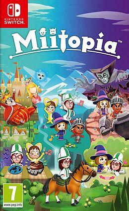 Miitopia [NSW] (D/F/I) als Nintendo Switch-Spiel