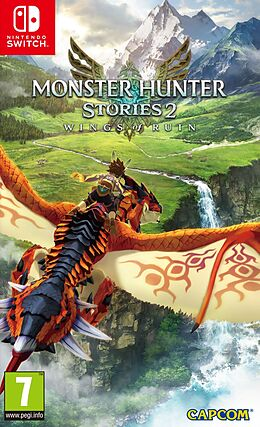 Monster Hunter Stories 2: Wings of Ruin [NSW] (D/F/I) comme un jeu Nintendo Switch