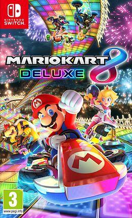 Mario Kart 8 Deluxe [NSW] (D/F/I) als Nintendo Switch-Spiel