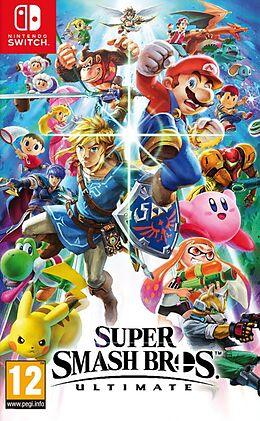 Super Smash Bros. Ultimate [NSW] (D/F/I) als Nintendo Switch-Spiel