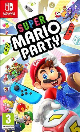 Super Mario Party [NSW] (D/F/I) als Nintendo Switch-Spiel