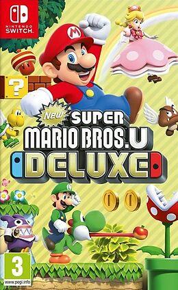 New Super Mario Bros. U Deluxe [NSW] (D/F/I) als Nintendo Switch-Spiel