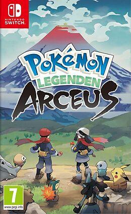 Pokémon-Legenden: Arceus [NSW] (D/F/I) comme un jeu Nintendo Switch