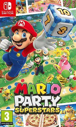 Mario Party Superstars [NSW] (D/F/I) als Nintendo Switch-Spiel