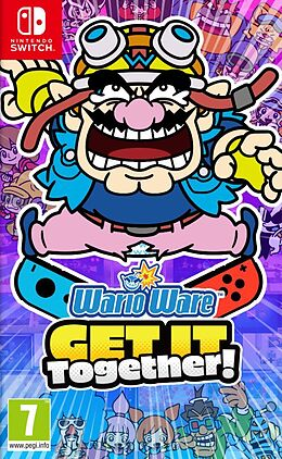 WarioWare: Get it Together! [NSW] (D/F/) comme un jeu Nintendo Switch
