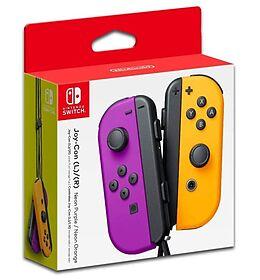 Joy-Con 2-Pack - neon-purple/neon-orange [NSW] als Nintendo Switch-Spiel