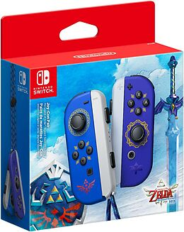Joy-Con 2-pack - The Legend of Zelda: Skyward Sword HD - Edition [NSW] als Nintendo Switch-Spiel