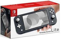 Nintendo Switch Lite Console - grey [NSW Lite] (D/F/I) als Nintendo Switch Lite-Spiel
