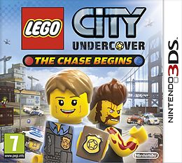 Lego City Undercover: The Chase Begins Selects als Nintendo 3DS-Spiel