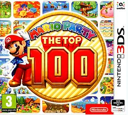 Mario Party: The Top 100 [3DS] (D) als Nintendo 3DS-Spiel