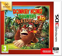 Nintendo Selects: Donkey Kong Country Returns 3DS [3DS] (D) als Nintendo 3DS-Spiel