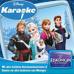 Disney Karaoke Series CD Die Eiskonigin - Vollig Unverfroren (frozen)