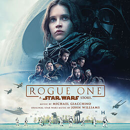 Ost, giacchino, Michael CD Rogue One: A Star Wars Story