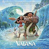 Vaiana - Deutscher Original Film-soundtrack