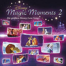 OST, VARIOUS CD Disney Magic Moments 2 - Gro?te Disney Love Songs