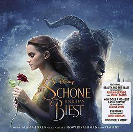 OST, VARIOUS CD Die Schöne Und Das Biest