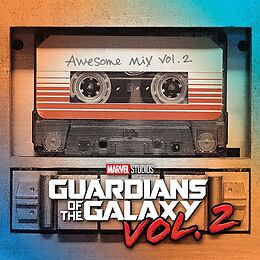 OST/Various Vinyl Guardians Of The Galaxy: Awesome Mix Vol.2 (LP)