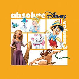 Various Artist CD Absolute Disney: Volume 3
