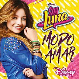 Elenco De Soy Luna CD Soy Luna - Modo Amar (staffel 3)