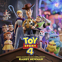 OST, VARIOUS CD Toy Story 4