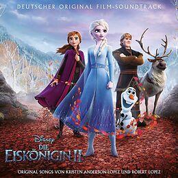 Film Soundtrack CD Die Eiskönigin 2