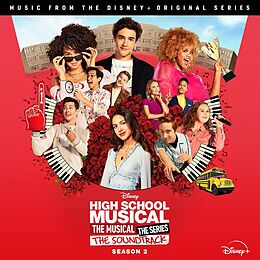Ost, various Artists CD High School Musical: The Musical: The Series 2