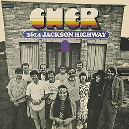 Cher Vinyl 3614 Jackson Highway (Expanded Edition)