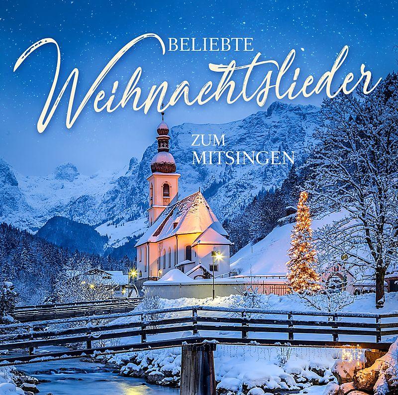 Weihnachtslieder Zum Mitsingen.Beliebte Weihnachtslieder Zum Mitsingen